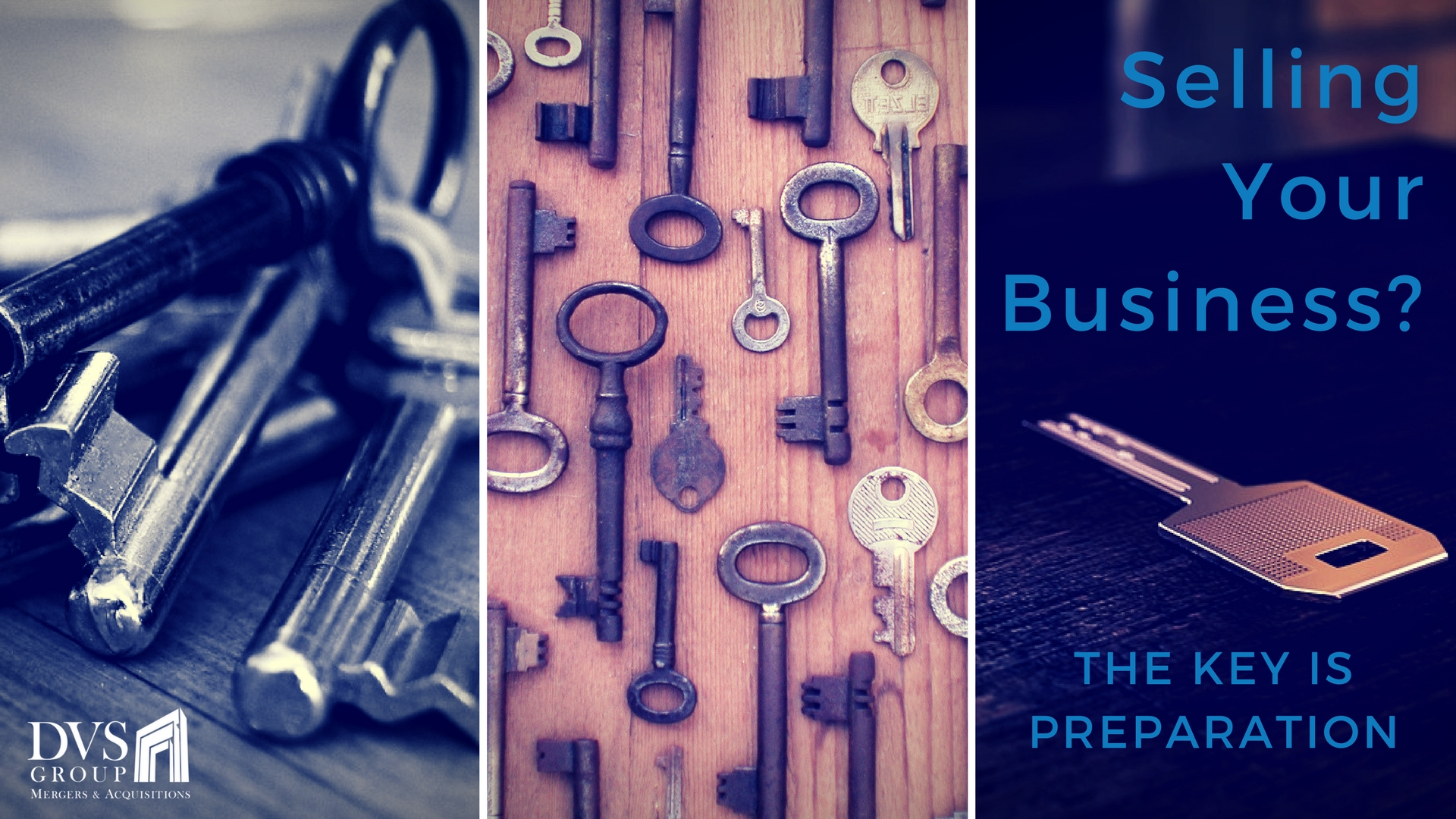 Selling Your Business? The Key is Preparation