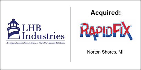 LHB Acquisition of Rapid Fix