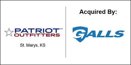 Patriot Outfitters Acquired by Galls