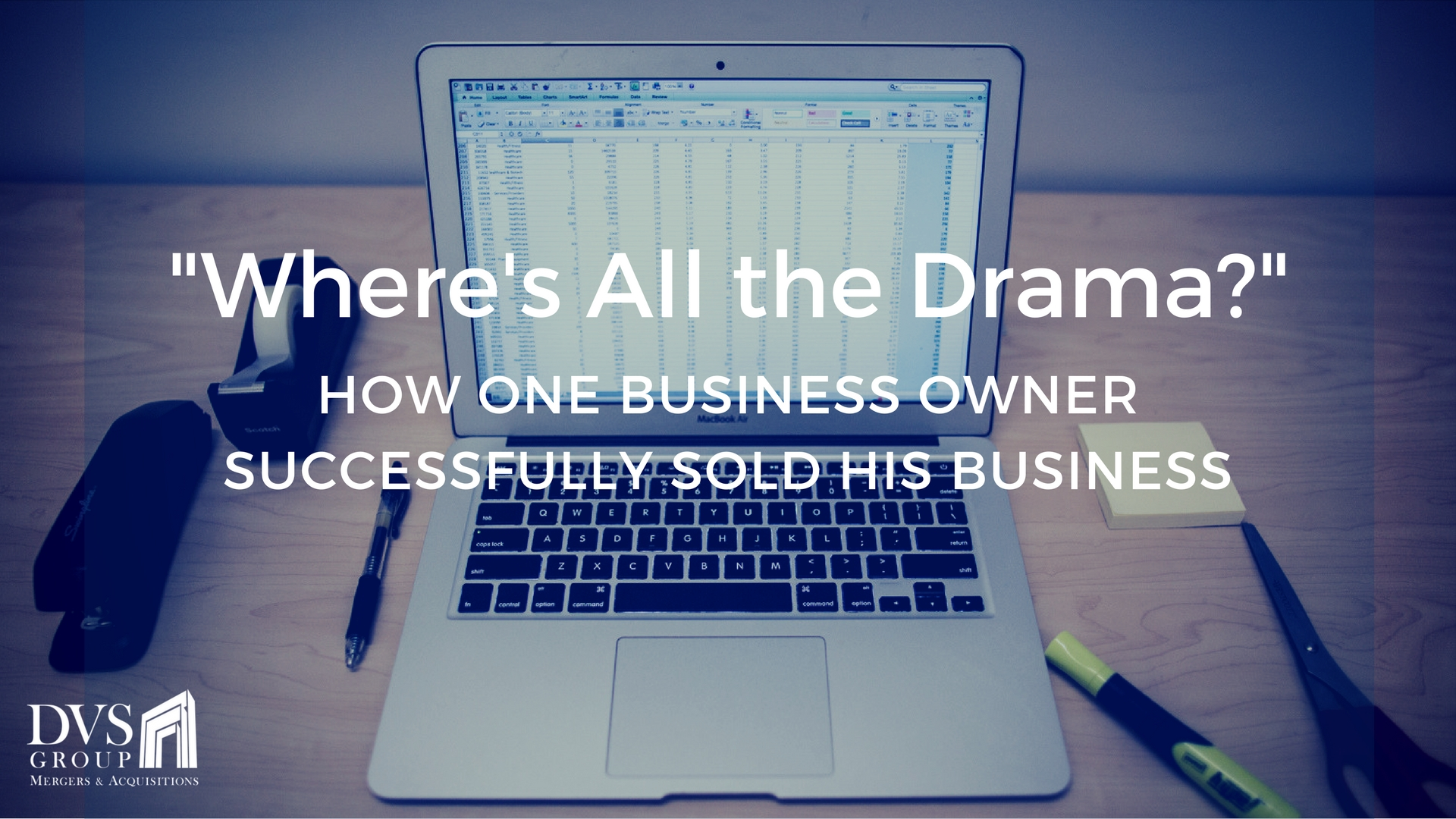 How One Business Owner Successfully Sold His Business