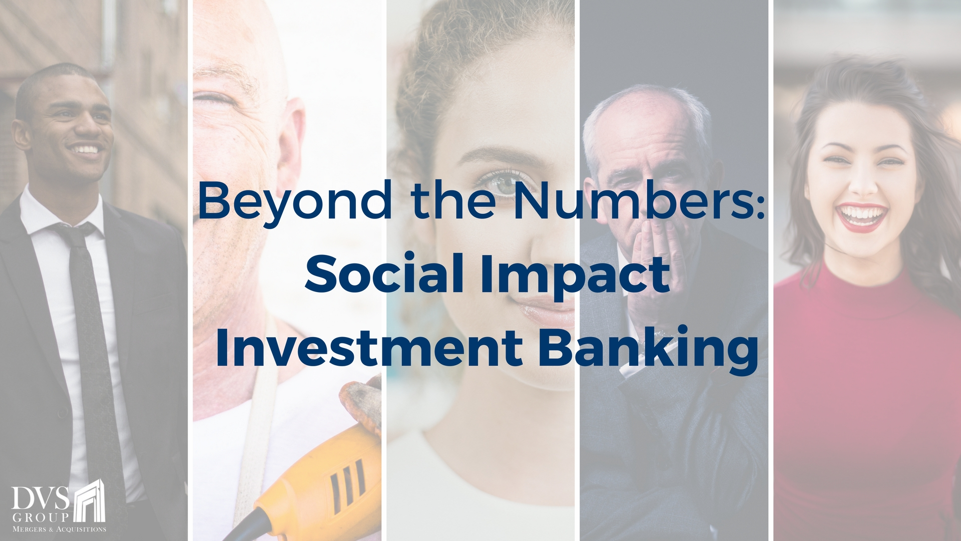 Social Impact Investment Banking