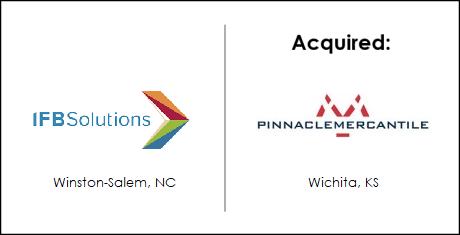 DVS Group IFB Solutions Pinnacle Mercantile