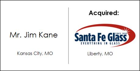 DVS Group Santa Fe Glass Acquisition